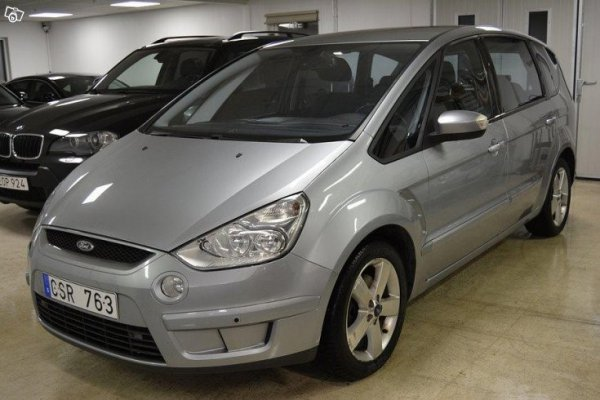 Ford S-MAX | 2.0 TDCi